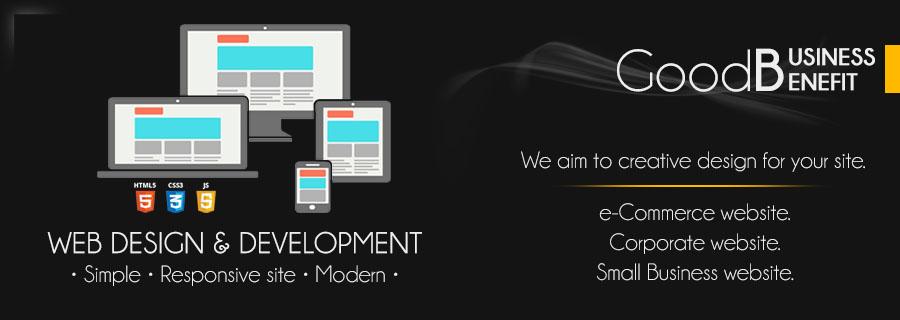 รับทำเว็บไซต์ ออกแบบเว็บไซต์ เว็บไซต์บริษัท เว็บไซต์ธุรกิจขนาดเล็ก